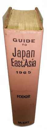 Fodor's Guide to Japan and East Asia 1965
