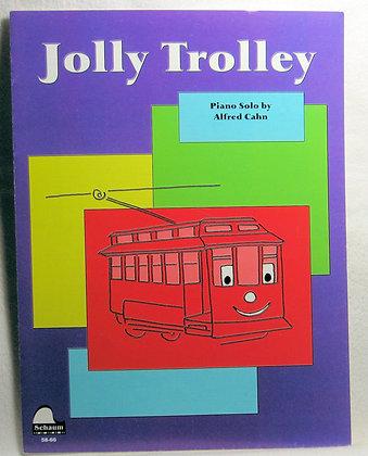 Jolly Trolley (Piano Solo) 2003