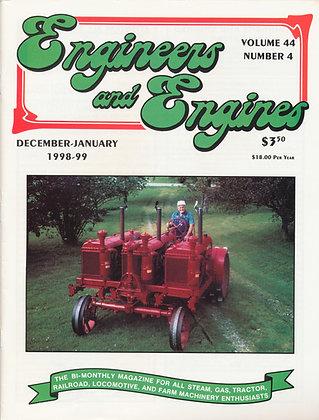 Engineers & Engines, Dec.-Jan. 1998-99