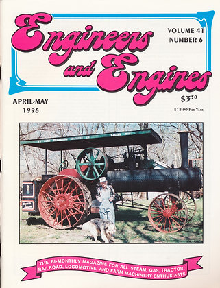 Engineers & Engines, April-May 1996