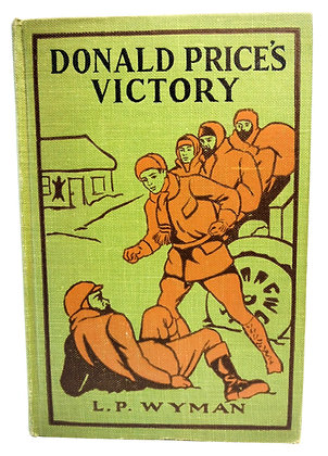 Donald Price's Victory by Wyman 1930