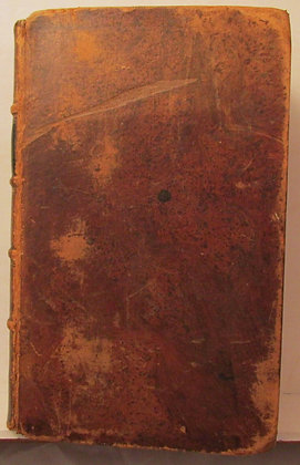 An Abridgment of Ainsworh's DICTIONARY (ENGLISH & LATIN) by Thomas Morell 1824