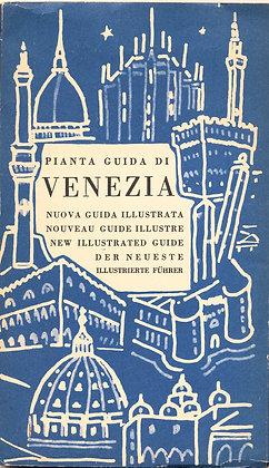 Italian Map ca. 1950