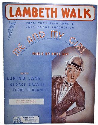 Lambeth Walk - Me and My Girl 1937