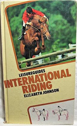 International Riding Horses Johnson 1973