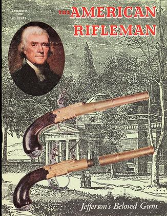 American Rifleman November 1969