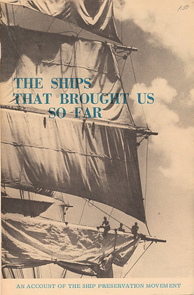 The Ships that Brought Us So Far by Stanford 1971