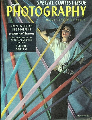 Popular Photography March 1949
