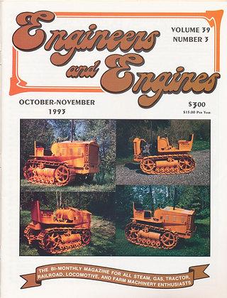 Engineers & Engines, Oct.-Nov. 1993