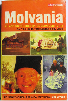 Molvania by Rob Sitch 2004 (Humor) fictional country