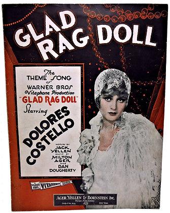 Glad Rag Doll Vitaphone 1929