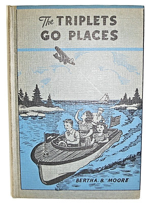 The Triplets Go Places Moore 1943