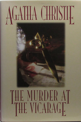 Agatha Christie Murder at the Vicarage 1999