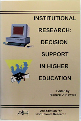 Institutional Research by Richard D. Howard 2001