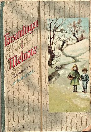 Forsamlingen i Melnore by Ernst W. Olson (Norwegian)