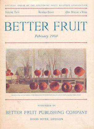Better Fruit February 1908