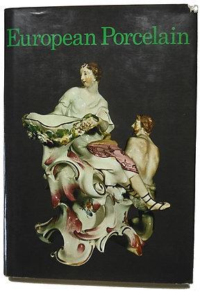 EUROPEAN PORCELAIN by Mina Bacci 1969