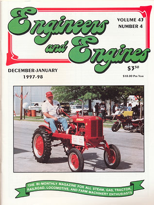 Engineers & Engines, Dec.-Jan. 1997-98