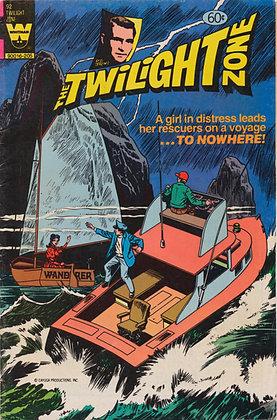 Twilight Zone, #92 - 1962
