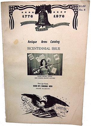 Dixie Gun Works Antique Arms Catalog 1976