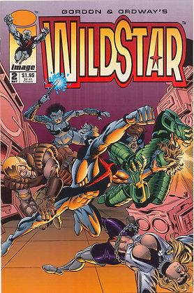 Wild Star #2, 1986