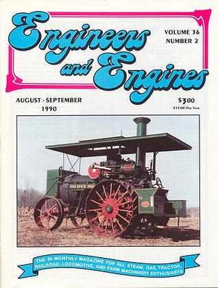 Engineers & Engines, Aug.-Sept. 1990