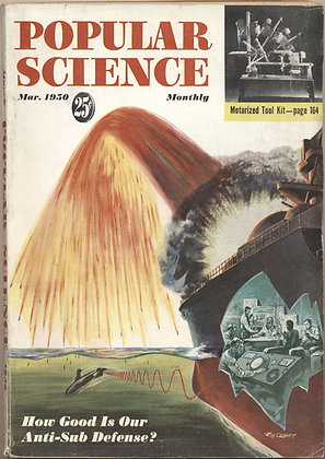 POPULAR SCIENCE March 1950