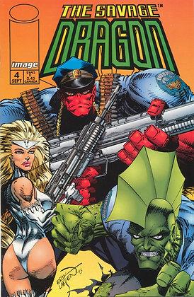 Savage Dragon, #4 - 1993