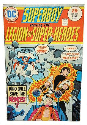 Superboy, #209 - 1975