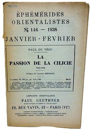 Ephemerides Orientalistes No. 146 1938 (French)