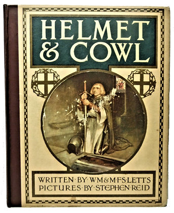 Helmet & Cowl (Stories of Monastic & Military Orders)