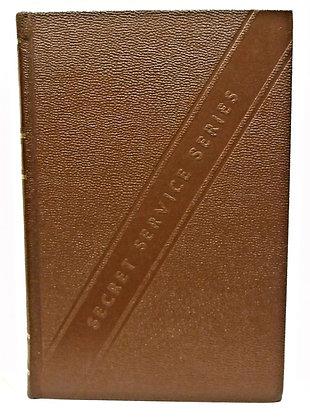 Spider's Touch (Secret Service Series) 1936