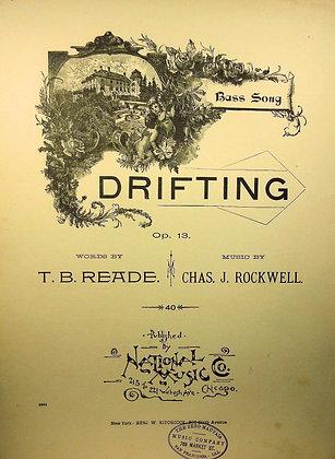 Drifting Op. 13.  Bass Song 1891