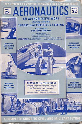 Aeronautics Theory & Practice #22