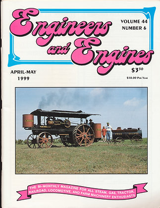 Engineers & Engines, April-May 1999