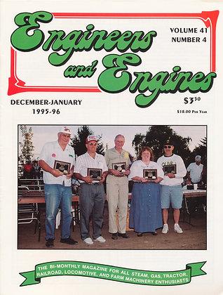 Engineers & Engines, Dec.-Jan. 1995-96