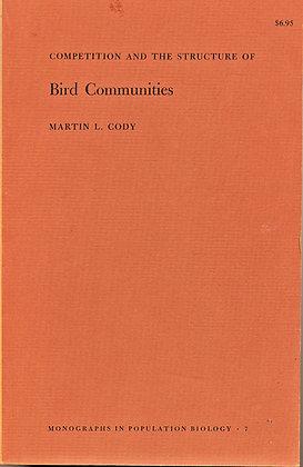 Bird Communities 1974