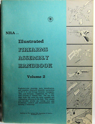 FIREARMS ASSEMBLY HANDBOOK (Vol. 2)