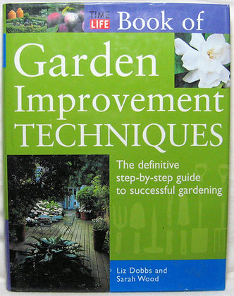 Garden Improvement Techniques 2001