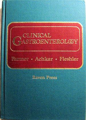 Clinical Gastroenterology Richard G. Farmer 1983
