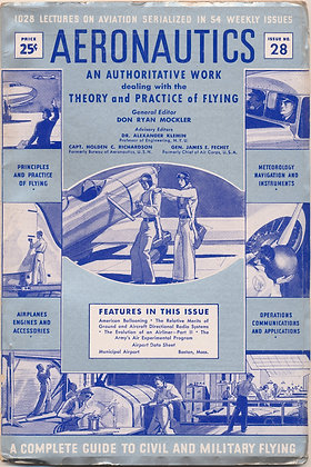 Aeronautics Theory & Practice #28