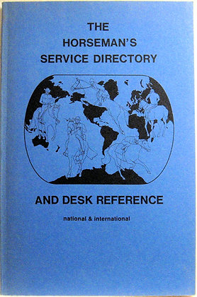 The Horseman's Service Directory 1983