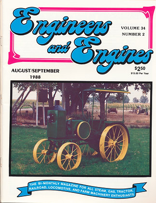 Engineers & Engines, Aug.-Sept. 1988