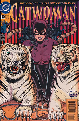 Catwoman, #10
