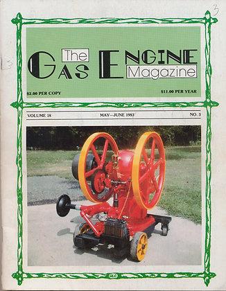 Gas Engine Mag.  May-June 1983