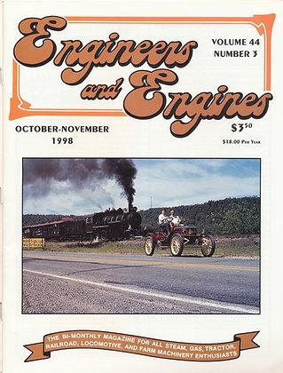 Engineers & Engines, Oct.-Nov. 1998