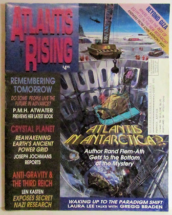ATLANTIS RISING #7