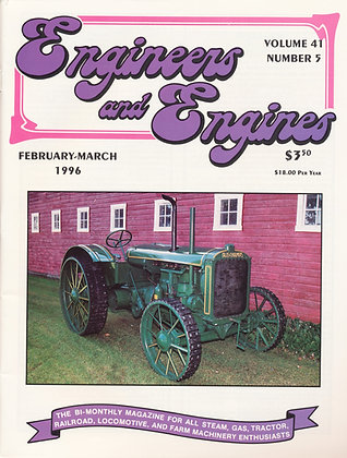 Engineers & Engines, Feb.-March 1996