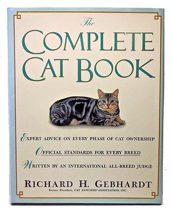Complete Cat Book Expert Advice 1991
