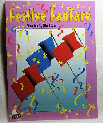 Festive Fanfare (Piano Solo) 2000